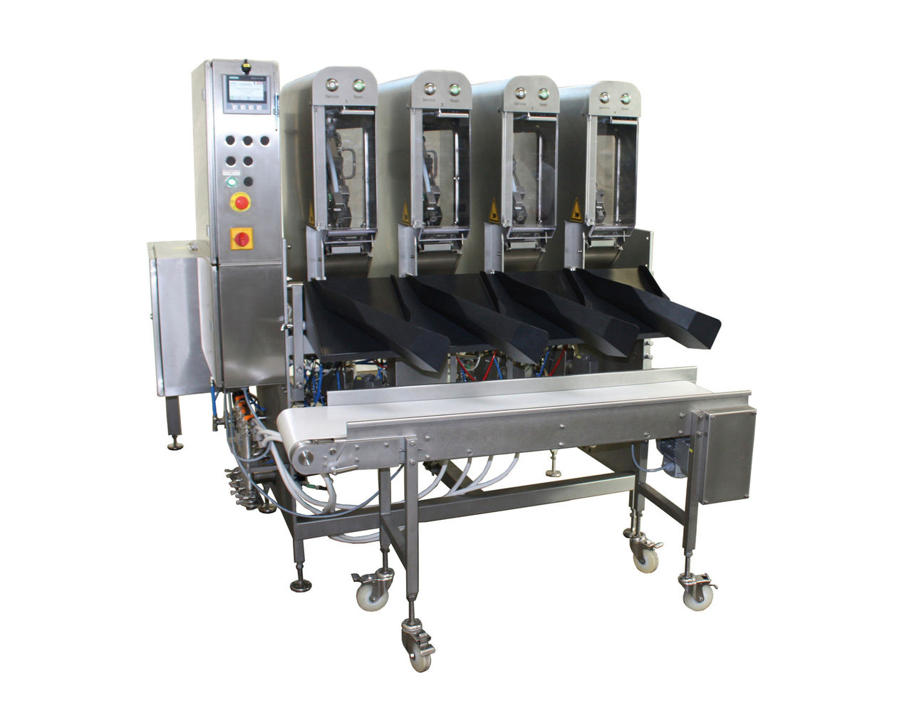Give and Tech | Equipment & Services > Primary packaging PP